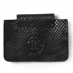 ארנק לכרטיסי אשראי - שחור מנוחש